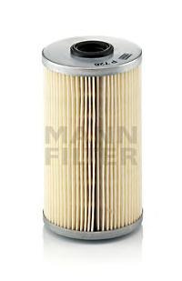 P726X Фильтр топливный RENAULT MASTER/TRAFIC/OPEL MOVANO 1.9/2.5 DCI 01-