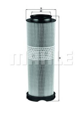 LX10201 Фильтр воздушный MB W204 200/220CDI 07-
