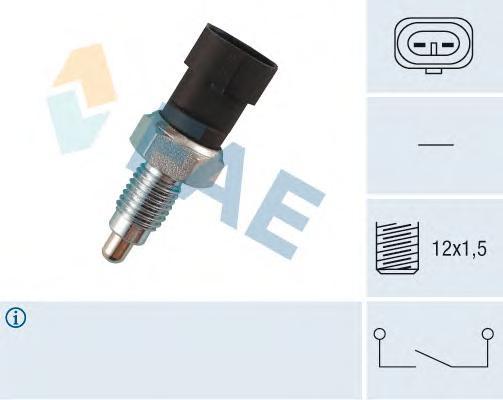 40510 Выключатель стоп-сигнала Opel, Daewoo