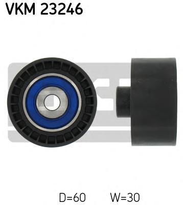 VKM23246 Ролик промежуточный ремня ГРМ Citroen. Peugeot 2.0HDI-2.2HDI 98