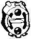 255162 Крепление глушителя