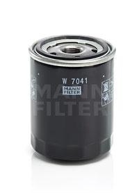 W7041 Фильтр масляный NISSAN ALMERA/PRIMERA/SUNNY/TERRANO 1.3-3.0 -02
