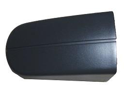 1305818 Накладка ручки двери (под покраску, без отверстия под личинку замка) / FORD Focus-II,Kuga