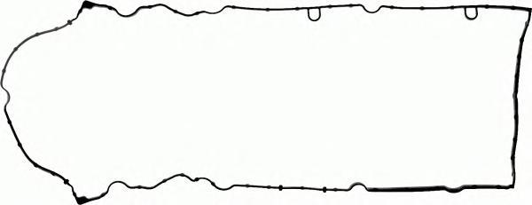 713641100 Прокладка клапанной крышки MB W203 1.8 M271 02