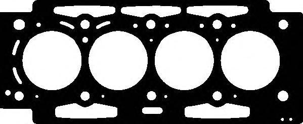 655450 Прокладка ГБЦ PSA 1.8 C4, C5, 407