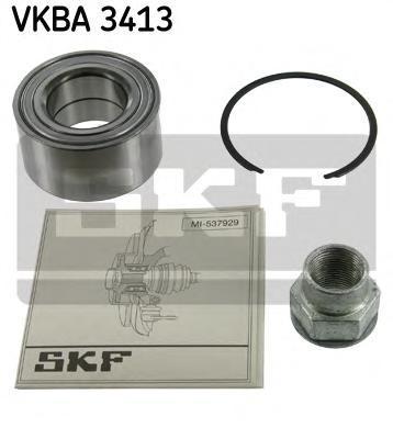 VKBA3413 Подшипник ступичный передн FIAT: PUNTO 1.1 09/93-02/00
