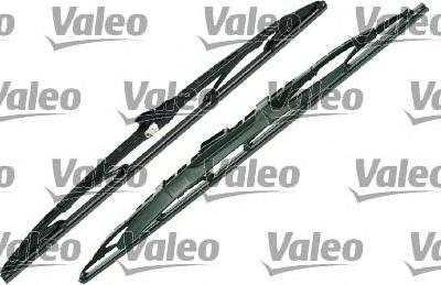 567782 Щетка с о Valeo 530 мм спойлер Silencio Blister U53S