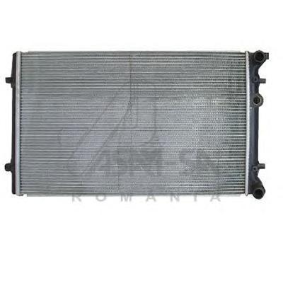 55178 Радиатор DAEWOO MATIZ 0.8 M/T 98-
