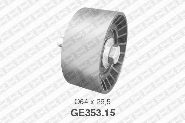 GE35315 Ролик ремня ГРМ DAEWOO NEXIA/LACETTI 1.4-1.6
