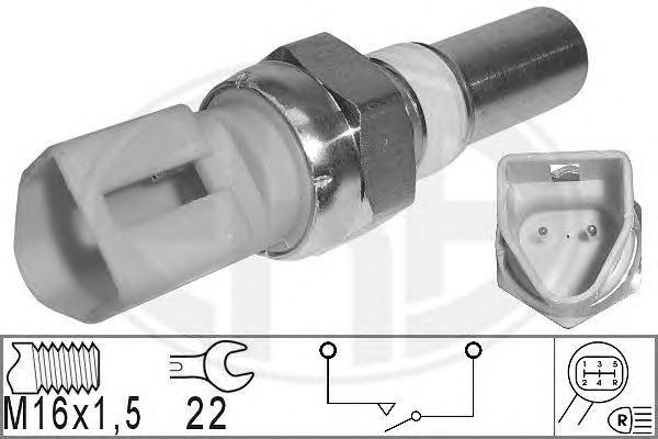 330263 Выключатель стоп-сигнала FORD FOCUS II/FIESTA/FUSION / VOLVO
