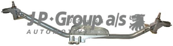 1198101400 Механизм стеклоочистителя / A4, VW Passat ~01