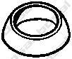 256062 Прокладка приемной трубы OPEL