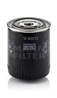 W93012 Фильтр масляный OPEL OMEGA A/FRONTERA 2.3 TD