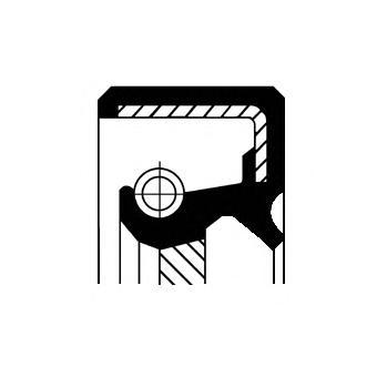 19027782B Сальник коленвала передн 45x63x7.5 Suzuki Baleno/GrandVitara 1.6/1.8/2.0/2.5 95