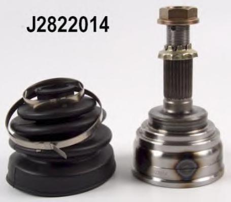 J2822014 ШРУС TOYOTA CELICA 2.0 85-90 нар.