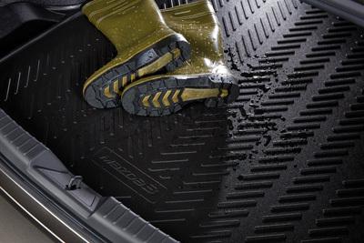 BHR1V9540 Коврик багаж. Mazda 3 2013-  SD