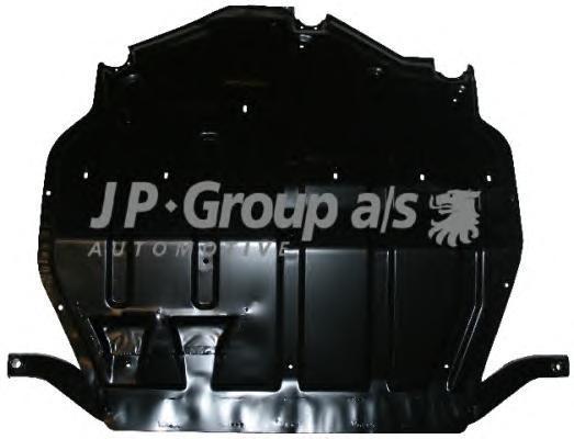 1181350300 Защита двигателя / AUDI A-3; VW Bora,Golf-IV
