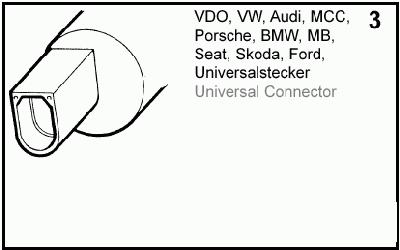 246086001002C Насос омывателя AUDI 80/100/A3/A4/A6/A8
