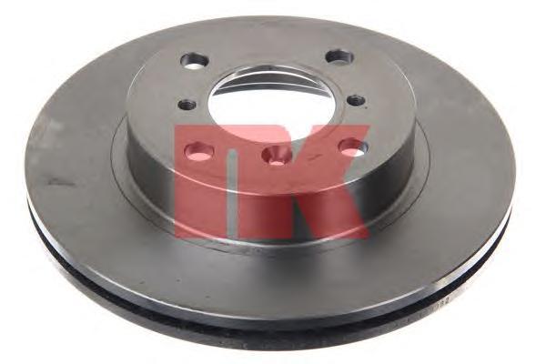 205206 Диск тормозной SUZUKI BALENO 1.3-1.6 95-02 передний вент.D=235мм.