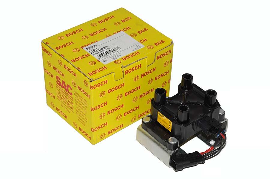 F000ZS0221 Катушка зажигания RENAULT LOGAN/CLIO/KANGOO/MEGANE 8V