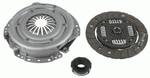 3000951044 Сцепление к-т FIAT PUNTO/PALIO 1.1-1.2 94-99