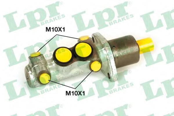 1803 Цилиндр торм.глав.VW G2/POLO/PEUGEOT 205/RENAULT 19/CLIO/MEGANE 81-03