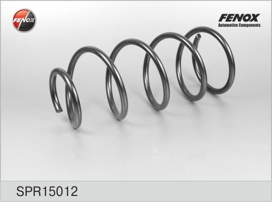 SPR15012 Деталь SPR15012 Пpужина подвески Ford Fo
