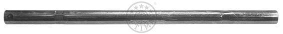 G2598 Тяга рулевая CITROEN AX/SAXO/PEUGEOT 106 91-04 лев/прав.(без наконечника)