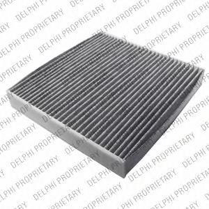 TSP0325319C Фильтр салона HONDA JAZZ 08- угольный