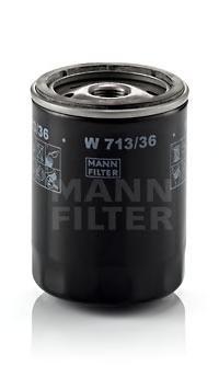 W71336 Фильтр масляный MAZDA BT-50/FORD RANGER DIESEL