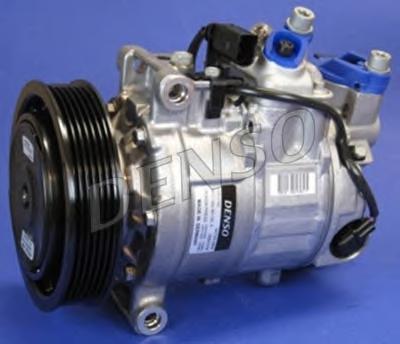 DCP02036 Компрессор кондиционера AUDI A6 2.4/3.2 04-08