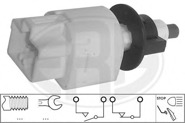 330723 Выключатель стоп-сигнала TOYOTA/SUZUKI