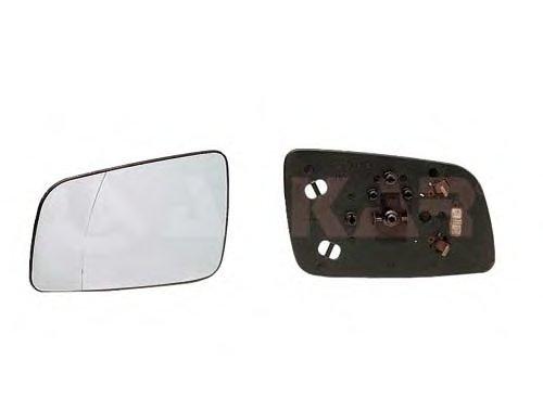 PMG2806G04 Стекло зеркала прав с подогр, выпукл OPEL: ASTRA G - 98-04