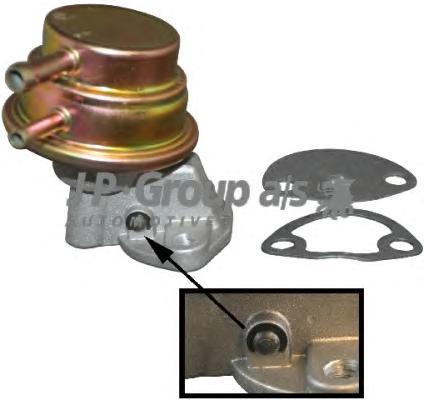 1115200100 Бензонасос механический / VW Transporter T-2 1.6/1.9 79~92
