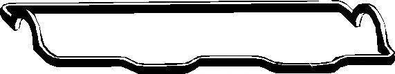 701823 Прокладка клапанной крышки TOYOTA COROLLA 1.3 2E/2E-L/2E-E 84-97