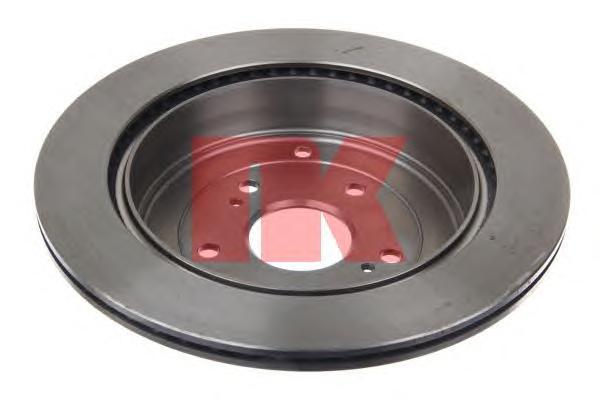205221 Диск тормозной SUZUKI GRAND VITARA 1.6-3.2 05- задний вент.