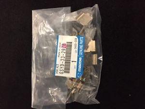 GSYD3329ZB Пластины противоскрипные колодок перед Мазда-6