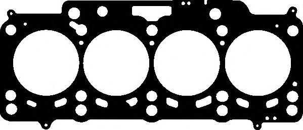 726840 Прокладка ГБЦ Audi VW 2.0TDi 16V CFFA/CJCA 1.63mm 03-