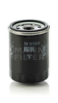 W6104 Фильтр масляный NISSAN MICRA/NOTE/PRIMERA/SUNNY 1.0-2.0