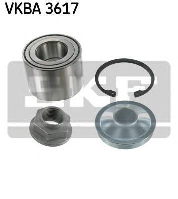 VKBA3617 Подшипник ступичный OPEL: VIVARO Combi 01-, VIVARO c бортовой платформой 06-, VIVARO фургон 01-,  RENAULT: TRAFIC II c