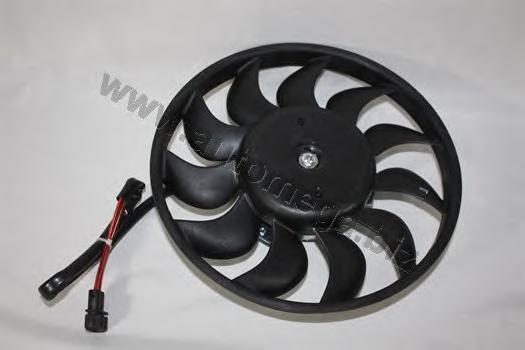 309590455701am Вентилятор, охлаждение двигателя