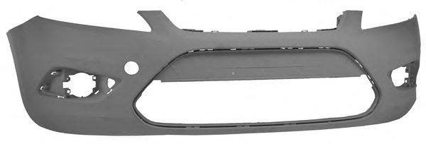 1521127 Бампер передний грунтованный / FORD Focus-II 08 ~