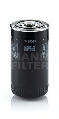 W95026 Фильтр масляный IVECO EUROCARGO