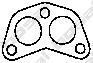 256127 Прокладка приемной трубы SKODA OCTAVIA 96-04