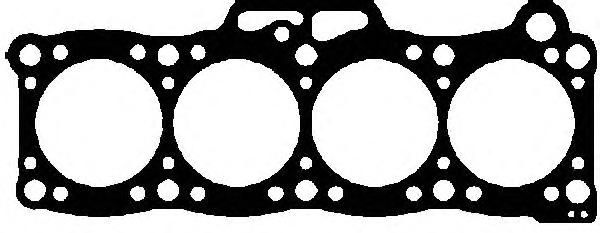 615270500 Прокладка ГБЦ Mazda 1.8/2.0/2.2 F8/F2 87