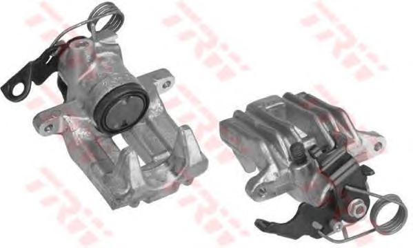 BHN183 Суппорт торм.AUDI A4/A6/VW PASSAT/SKODA SUPERB 1.6-3.7 95-05 зад.прав.