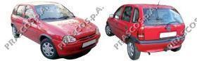 OP0281900 Защитная панель моторного отсека / OPEL Corsa B, Tigra A