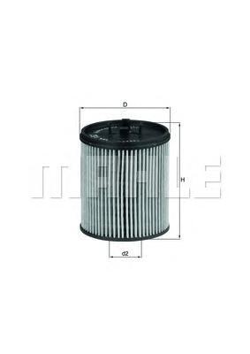 OX182D Фильтр масляный OPEL OMEGA B/VECTRA B/ASTRA G 1.8-3.2 94-03