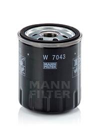 W7043 Фильтр масляный FORD 2.0D 14-
