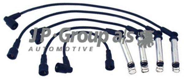 1292001510 Провода высоковольтные, комплект / OPEL Vectra-A,Calibra 1.8/2.0NZ,SV,NVR,NE,SHE